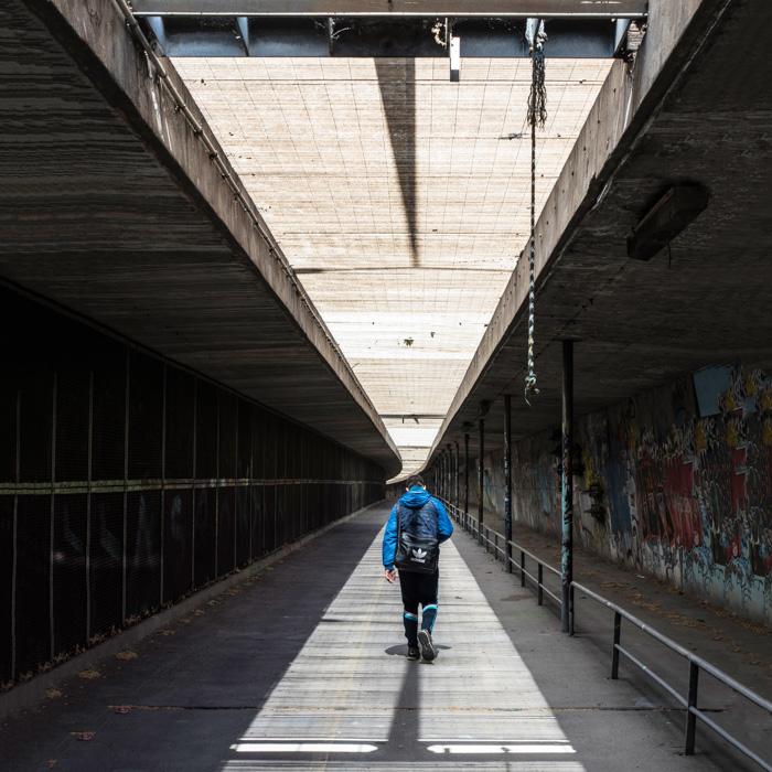 03-Gilbert Jaksic-Le tunnel-Arles