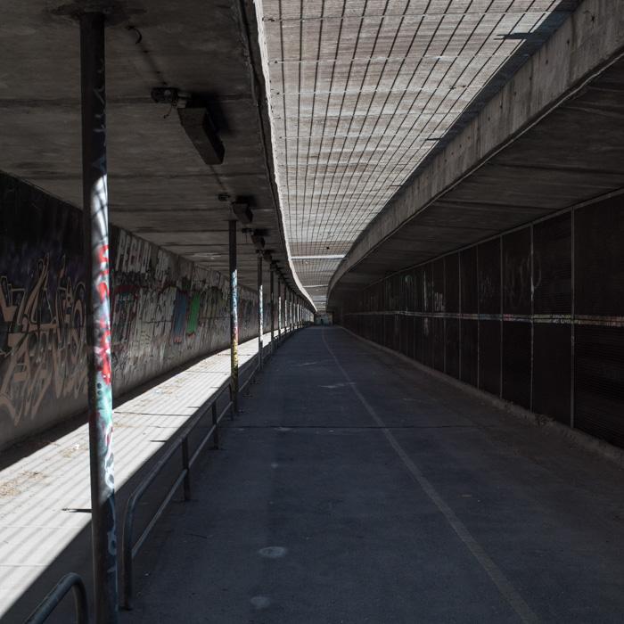 05-Gilbert Jaksic-Le tunnel- Arles