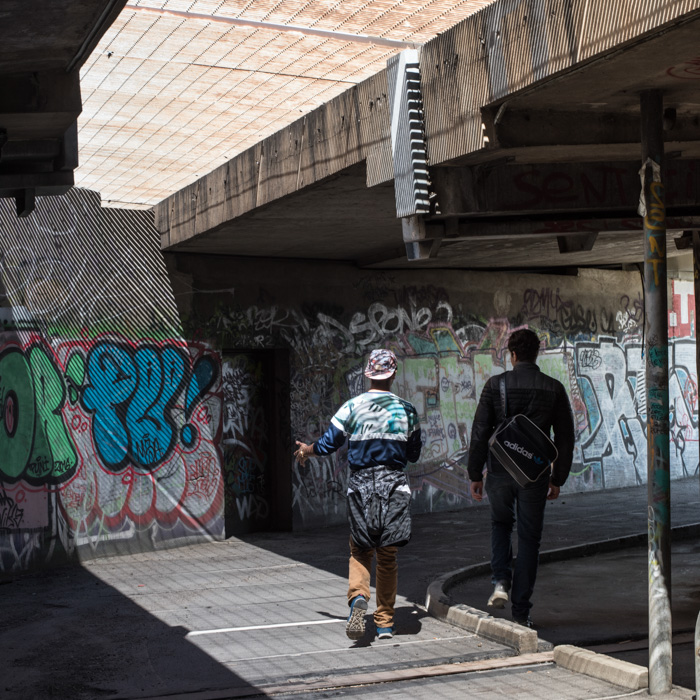 06-Gilbert Jaksic Le tunnel-Arles
