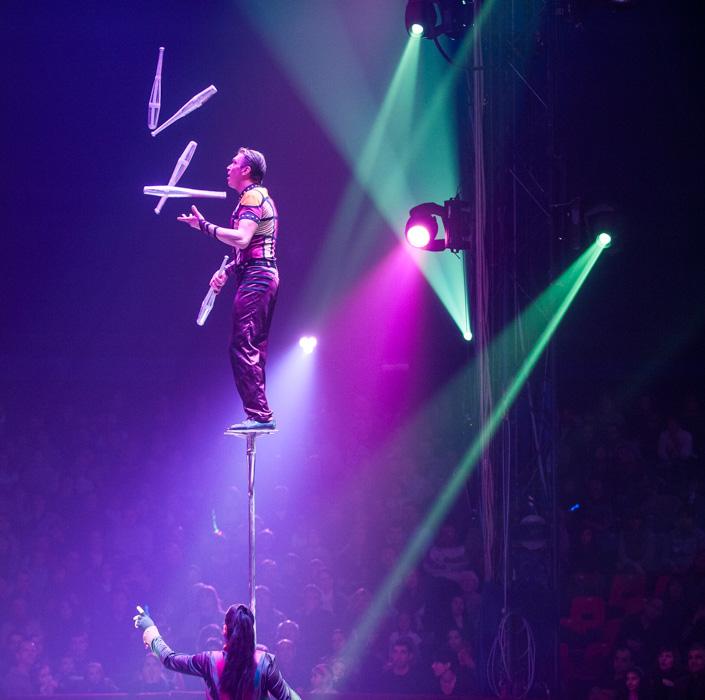 13-Le cirque