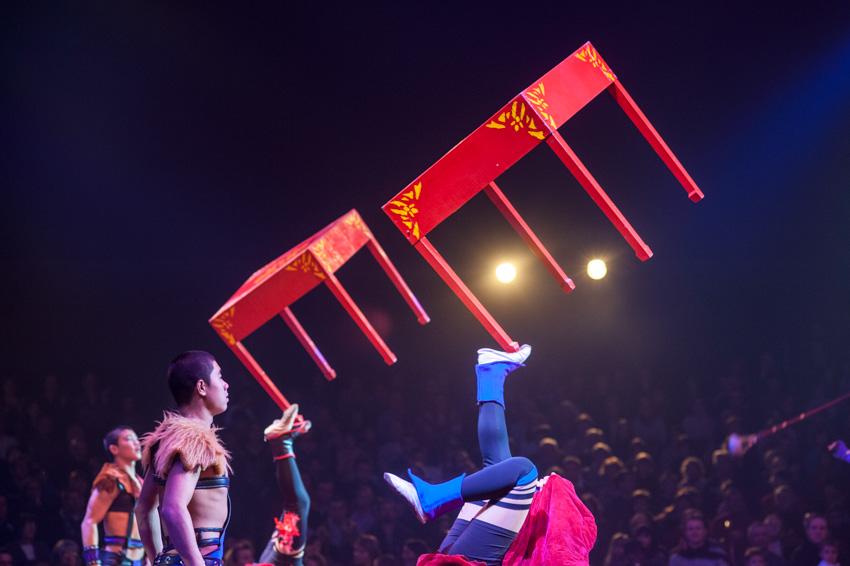 16-Le cirque