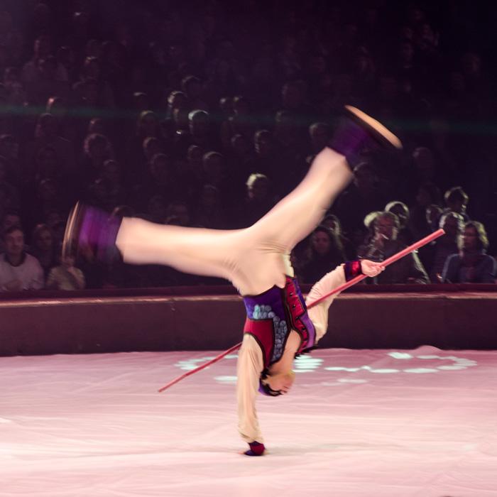 32-Le cirque