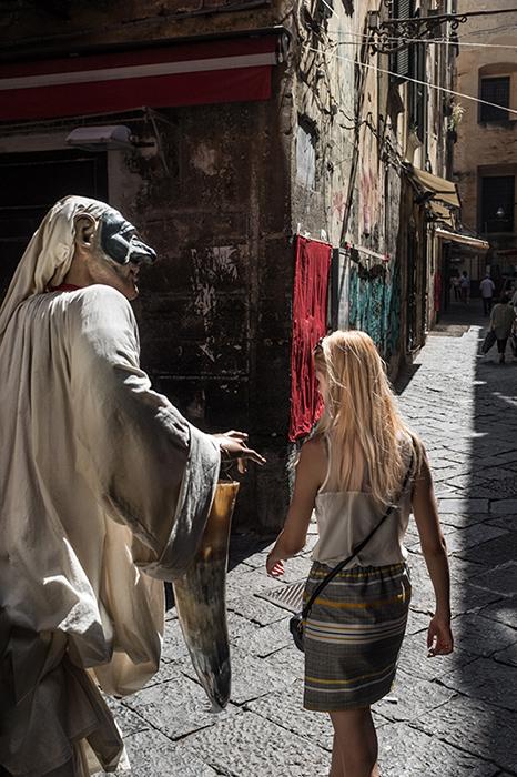 1- Lumiére à Naples