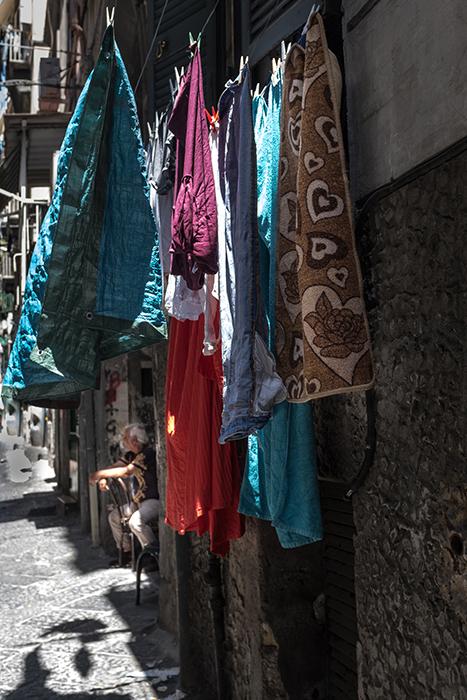 10- Lumiéres à Naples