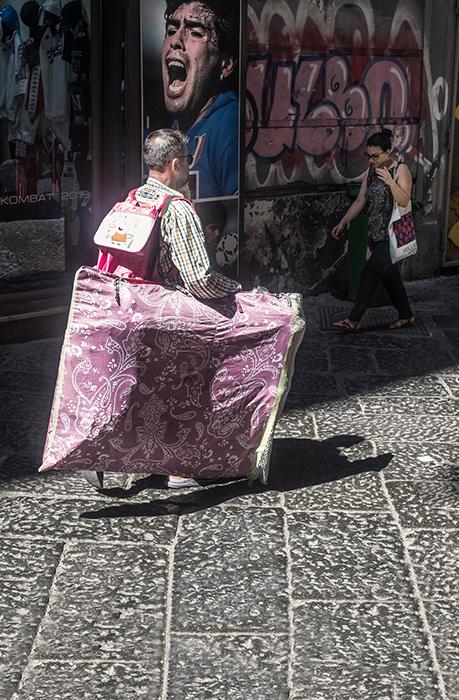11- Lumiéres à Naples
