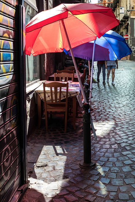 13- Lumiéres à Naples