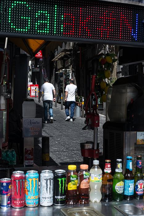 14- Lumiéres à Naples