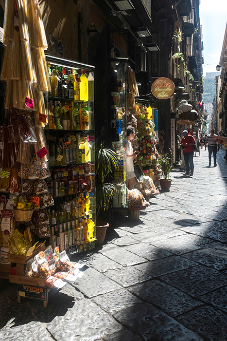 4- Lumiéres à Naples