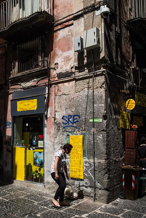 6- Lumiéres à Naples