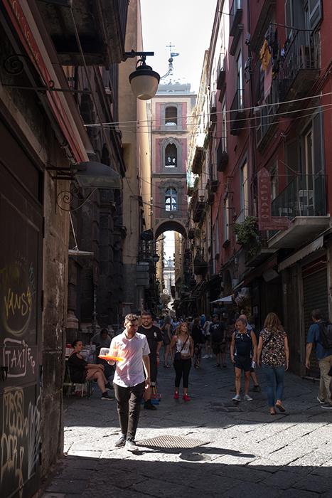 7- Lumiéres à Naples