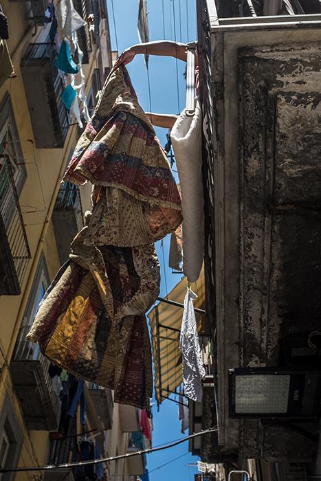 9- Lumiéres à Naples