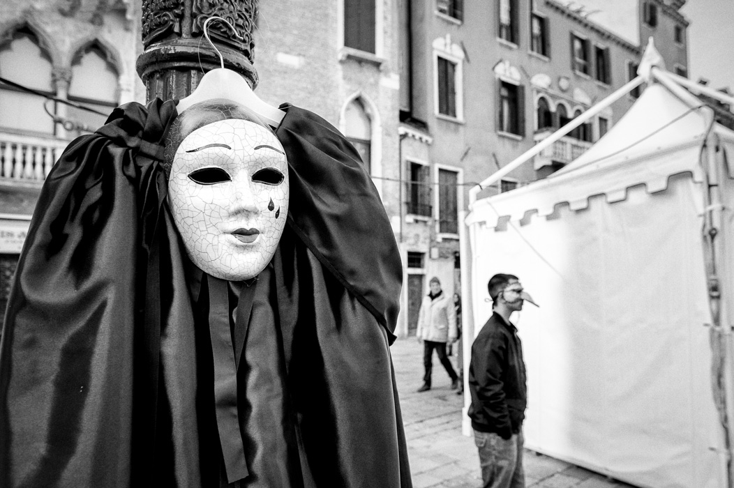 1- masque - carnaval - venise
